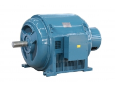 Wound-Rotor 3-phase Asynchronous Motor Series YRQ